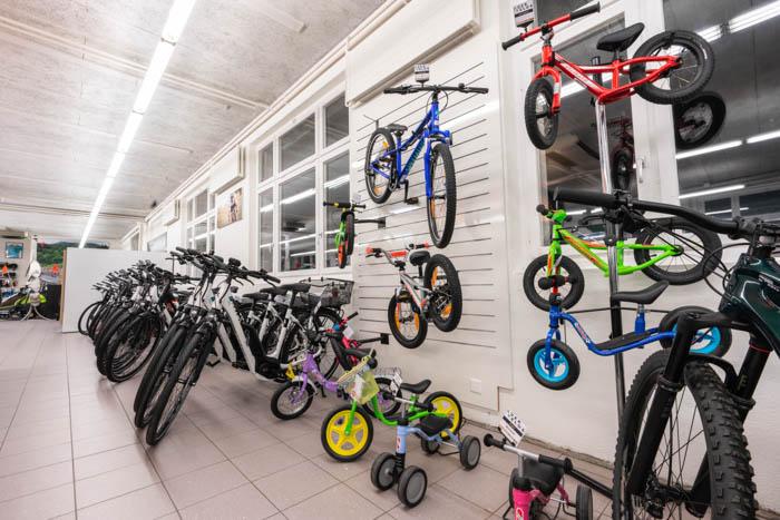 Auer Velo Shop Kinderfahrräder
