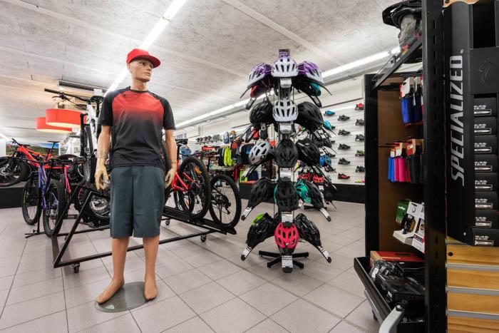Auer Velo Shop Überblick